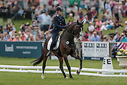 LOUIS M ridden by Pia Munker at Bramham International Horse Trials 2016 at Bramham Park, Bramham, United Kingdom on 10 June 2016. Photo by Mark P Doherty.