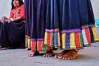 Inde, Gujarat, region du Kutch, Bhuj, village de Dhaneti, population Ahir // India, Gujarat, Kutch, Bhuj, Dhaneti villlage, Ahir ethnic group