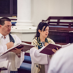 Kol Nidre Services with the Hebrew Congregation of St. Thomas