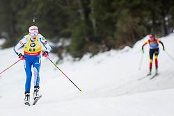Kaisa Makarainen (FIN) during Women 15km Individual at day 5 of IBU Biathlon World Cup 2018/19 Pokljuka, on December 6, 2018 in Rudno polje, Pokljuka, Pokljuka, Slovenia. Photo by Ziga Zupan / Sportida