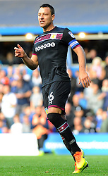 John Terry of Aston Villa in action- Mandatory by-line: Nizaam Jones/JMP - 29/10/2017 - FOOTBALL - St Andrew's Stadium - Birmingham, England - Birmingham City v Aston Villa - Sky Bet Championship