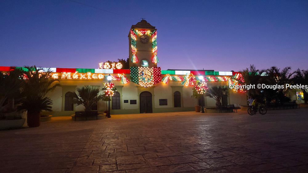 Municipal Building, San Jose, Baja, Mexico