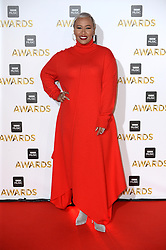 Emeli Sande arriving at the BBC Music Awards 2016, Excel Docklands, London.Picture Credit Should Read: Doug Peters/EMPICS Entertainment