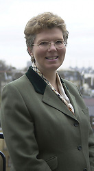 SHERRY LEIGH COUTU Founder of Interactive Investor Ltd,<br />  at a reception in London on 4th April 2000.OCP 13