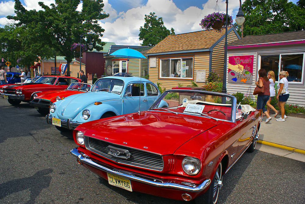 Antique Car Show Fills Street In Millville NJ Blair Seitz Photography - Car shows in nj