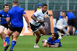 Anthony Watson in action, Bath Rugby were allowed to start Stage Two of the Premiership Rugby return to play protocol - Mandatory byline: Patrick Khachfe/JMP - 07966 386802 - 06/08/2020 - RUGBY UNION - The Recreation Ground - Bath, England - Bath Rugby training