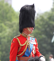 Prince Charles Queen's Birthday Parade, Trooping The Colour, UK, 12 June 2010:  For piQtured Sales contact: Ian@Piqtured.com +44(0)791 626 2580 (Picture by Richard Goldschmidt/Piqtured)