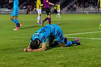 ARNHEM - 27-03-2017, Jong Vitesse - Jong AZ, Sport center Papendal, Jong AZ speler Vincent Regeling