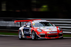Dino Zamparelli | GT Marques | #88 Porsche 911 GT3 Cup | Porsche Carrera Cup GB | Qualifying - Mandatory byline: Rogan Thomson/JMP - 04/06/2016 - MOTORSPORT - Oulton Park Circuit - Little Budworth, England - BTCC Meeting Day 1.