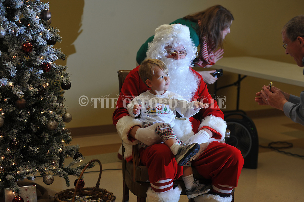 Milk And Cookies With Santa The Oxford Eagle