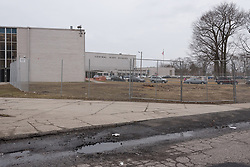 Central High School Bridgeport CT Expansion & Renovate as New. State of CT Project # 015--0174 | Progress Submission 02 Exterior 27 March 2015
