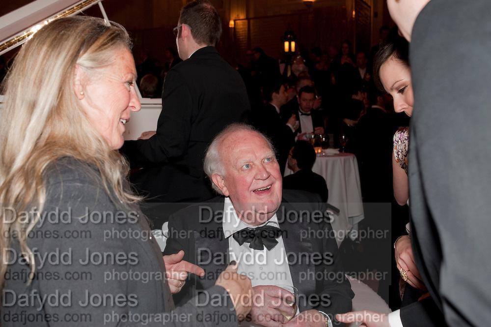 JOSS ACKLAND, Post Olivier Awards Gala party. Waldorf Astoria. London. 13 March 2011. -DO NOT ARCHIVE-© Copyright Photograph by Dafydd Jones. 248 Clapham Rd. London SW9 0PZ. Tel 0207 820 0771. www.dafjones.com.