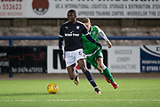 Genseric Kusunga of Dundee - Dundee v Hibernian, SPFL Under 20 Development League at Links Park, Montrose<br /> <br />  - &copy; David Young - www.davidyoungphoto.co.uk - email: davidyoungphoto@gmail.com