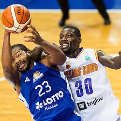20161102: SLO, Basketball - FIBA Champions League 2016/17, KK Helios Suns vs Fraport Skyliners