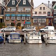 Haven van Urk.kade, boot, boten, toerisme, watersport, restaurant
