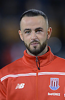 Stoke City's Marc Wilson during the Capital One Cup, third round match at Craven Cottage, London.