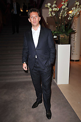 NICK CANDY at the Krug Mindshare Charity Auction held at Christie's, 8 King Street, London SW1 on November 2009.