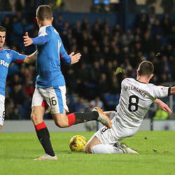 Rangers v Dumbarton | Scottish Championship | 1 December 2015