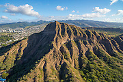 Diamond Head, Waikiki, Oahu, Hawaii
