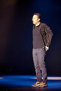 "Arthur ""en tournee"" one man show (2011).(Photo by Arnold Jerocki/ArtComArt)"