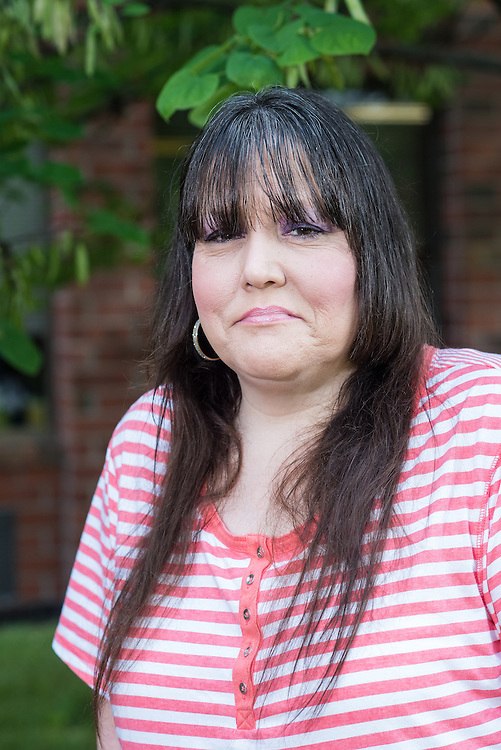 Patient Rhonda Carmen,  photographed Wednesday, May 27, 2015 at Baptist Health in LaGrange, Ky. (Photo by Brian Bohannon/Videobred for Baptist Health)