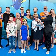NLD/Amsterdam20160622 - Filmpremiere première van Disney Pixar's Finding Dory, Nederlandse stemmencast