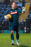 Mark Tyler of Luton Town during the Sky Bet League 2 match at Adams Park, High Wycombe<br /> Picture by David Horn/Focus Images Ltd +44 7545 970036<br /> 26/12/2014