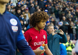 Han-Noah Massengo of Bristol City - Mandatory by-line: Jack Phillips/JMP - 11/01/2020 - FOOTBALL - DW Stadium - Wigan, England - Wigan Athletic v Bristol City - English Football League Championship
