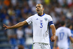 September 5, 2017 - Reggio Emilia, Italy - Tal Ben Haim of Israel during the FIFA World Cup 2018 qualification football match between Italy and Israel at Mapei Stadium in Reggio Emilia on September 5, 2017. (Credit Image: © Matteo Ciambelli/NurPhoto via ZUMA Press)