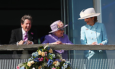 2018 Investec Derby Festival - Derby Day - Epsom Downs Racecourse - 02 June 2018