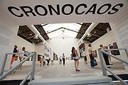 "12th Biennale of Architecture. Giardini. Biennale Pavillion. OMA, Netherlands. ""PRESERVATION"", 2010."