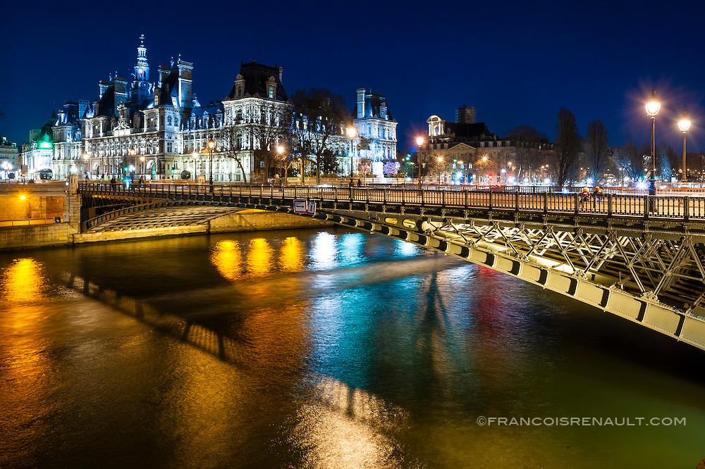 Paris. Pont d'Arcole