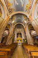 Saint George Greek Orthodox Cathedral in Beirut capital city of Lebanon Middle east