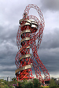 The Orbit, a sculpture by Anish Kapoor in London's Olympic Park