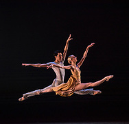 Pittsburgh Ballet Theatre's performs Sinfonietta.
