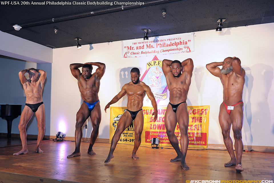 Philadelphia - May 9, 2015<br /> <br /> 20th Annual WPF-USA Mr and Ms Philadelphia Classic Bodybuilding Championship.  At the African-American Museum in Philadelphia 701 Arch Street.