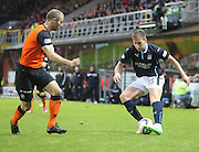 Greg Stewart and Sean Dillon - Dundee United v Dundee, SPFL Premiership at Tannadice<br /> <br />  - &copy; David Young - www.davidyoungphoto.co.uk - email: davidyoungphoto@gmail.com