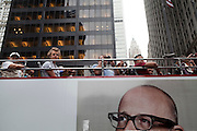 Scenes from the Occupy Wall St. demonstration underway in New York City's Zuccotti Park.