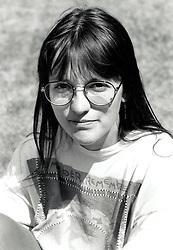 Young woman Nottingham UK 1994