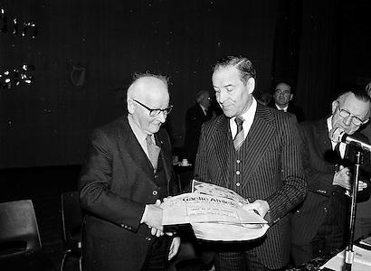 G.A.A. Congress at Colaiste Mhuire in Dublin..24.03.1979  24th March 1979