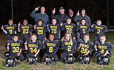 2015 Gibsonville Yellow Jackets - Black (Pee Wee Football Team)