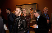 Ringo Starr, Barbara Bach and George Condo, George Condo opening of Religeous paintings, Spruth Magers and Lee,  Berkeley St. 12 October 2004. ONE TIME USE ONLY - DO NOT ARCHIVE  © Copyright Photograph by Dafydd Jones 66 Stockwell Park Rd. London SW9 0DA Tel 020 7733 0108 www.dafjones.com