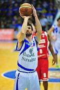 DESCRIZIONE : Sassari Lega A 2012-13 Dinamo Sassari - Scavolini Pesaro<br /> GIOCATORE : Drake Diener<br /> CATEGORIA : Tiro<br /> SQUADRA : Dinamo Sassari<br /> EVENTO : Campionato Lega A 2012-2013 <br /> GARA : Dinamo Sassari - Scavolini Pesaro<br /> DATA : 24/02/2013<br /> SPORT : Pallacanestro <br /> AUTORE : Agenzia Ciamillo-Castoria/M.Turrini<br /> Galleria : Lega Basket A 2012-2013  <br /> Fotonotizia : Sassari Lega A 2012-13 Dinamo Sassari - Scavolini Pesaro<br /> Predefinita :