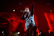 May 4, 2017: The Weeknd performs live at the American Airlines Center for his Starboy: Legend of the Fall 2017 tour in Dallas, TX