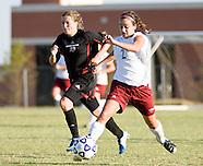 OC Women's Soccer vs Bacone SS - 9/8/2011