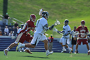 Loyola University advances to the NCAA Div I Mens Lacrosse Semi-finals as they defeat Denver University 10 -9 at Navy Marine Corp Stadium Saturday afternoon.University of Maryland Terrapins defeated Johns Hopkins 11-5 Saturday afternoon at Navy marine Corps Stadium to move on to the Final Four next weekend in Foxboro.