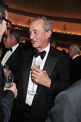 The DUKE OF ROXBURGHE at the 21st Cartier Racing Awards held at The Dorchester, Park Lane, London on 15th November 2011.