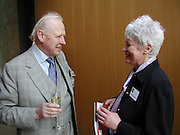 hon Peter Egerton-Warburton and Helen Anderson,  Official opening Compton Verney, 23 March 2004. ONE TIME USE ONLY - DO NOT ARCHIVE  © Copyright Photograph by Dafydd Jones 66 Stockwell Park Rd. London SW9 0DA Tel 020 7733 0108 www.dafjones.com