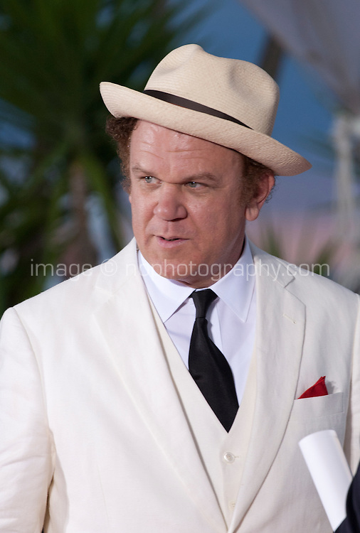 Actor John C. Reilly at the Palm D'Or award winners photo call at the 68th Cannes Film Festival Sunday May 24th 2015, Cannes, France.
