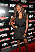 Kenya Moore  at ' Shooting Stars' Premiere during The 13th Annual UrbanWorld Film Festival sponsored by BET Networks held at AMC 34th Street on September 25, 2009 in New York City